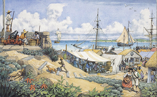 nassau-town-pirates